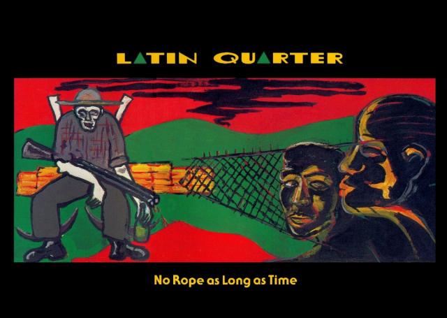 James Swinson - No Rope As Long As Time - Latin Quarter