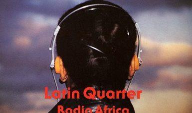 Mike Jones über Latin Quarter und Schreiben der Liedtexte