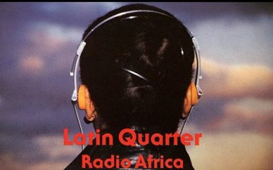 Ron Keefe's Latin Quarter Experience