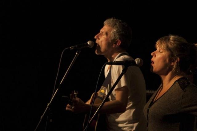 Latin Quarter Germany 2012: Steve Skaith & Yona Dunsford