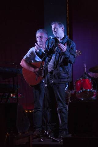 Latin Quarter Liverpool 2012: Steve Skaith & Mike Jones