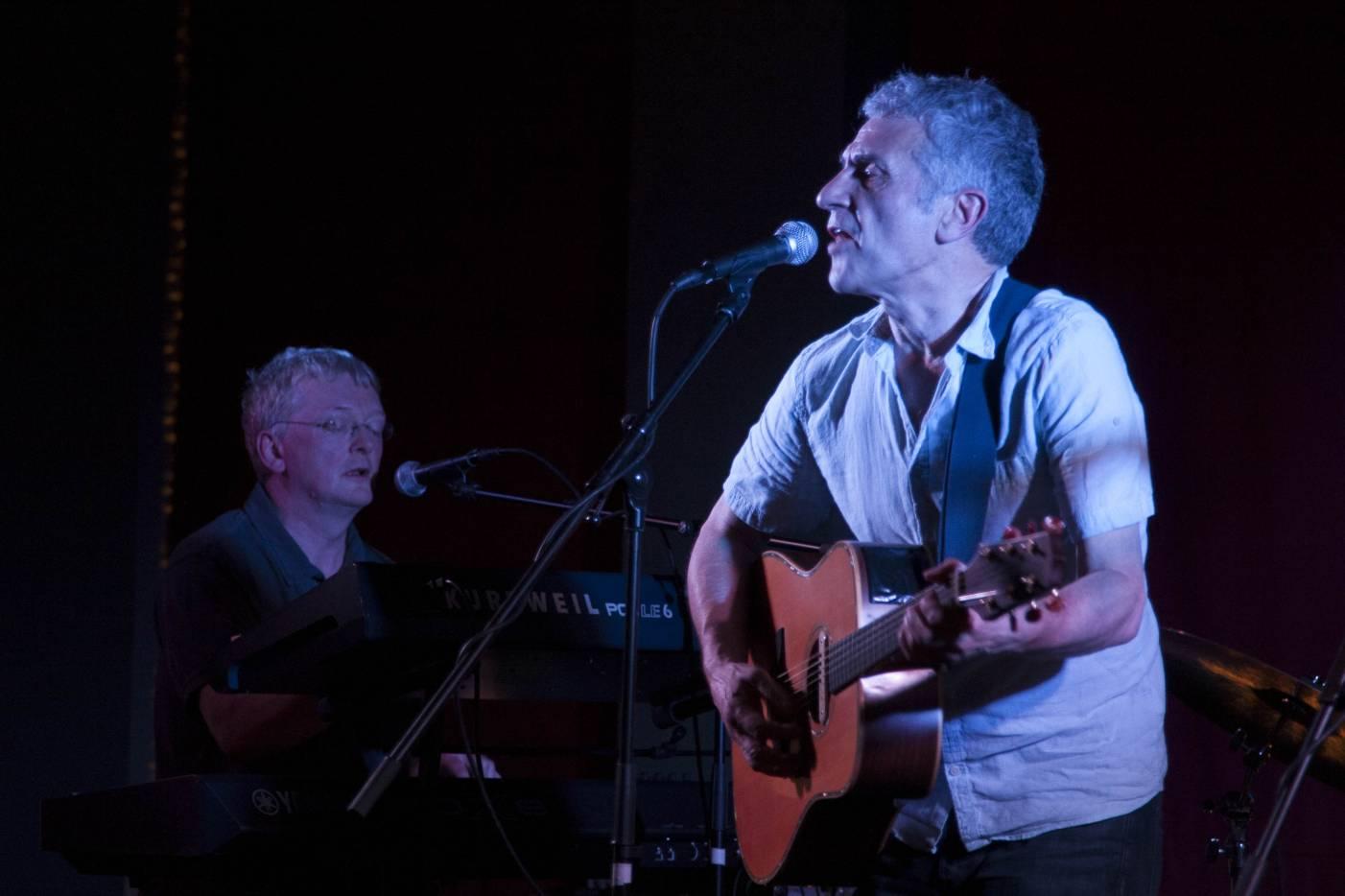 Latin Quarter Liverpool 2012: Steve Skaith & Steve Jeffries