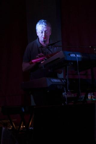 Latin Quarter Liverpool 2012: Steve Jeffries