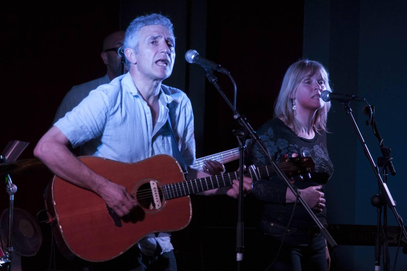 Latin Quarter Liverpool 2012: Steve Skaith & Yona Dunsford