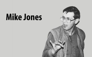 Mike Jones in the Latin Quarter Tourzine