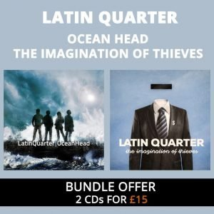 Ocean Head & The Imagination of Thieves – 2 CDs for £15