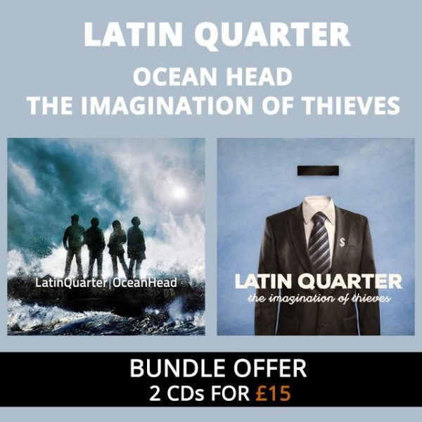 Ocean Head & The Imagination of Thieves