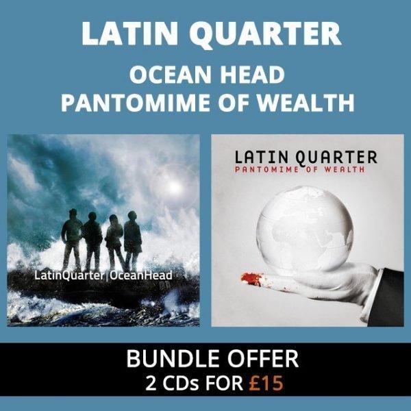 Ocean Head & Pantomime of Wealth CDs