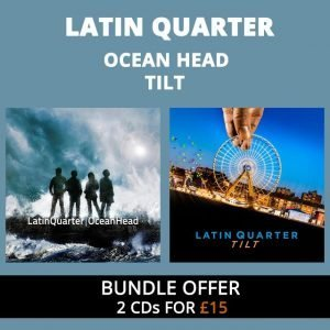 Ocean Head & Tilt – 2 CDs for £15