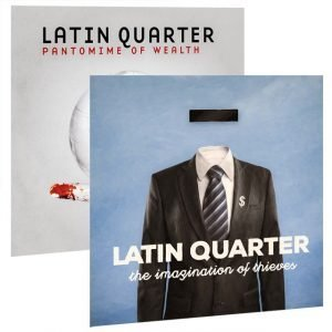 Latin Quarter LP Vinyl Bundle