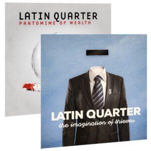 Latin Quarter LP Vinyl Bundle