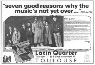 Toulouse Press Promo